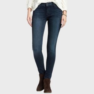 LUCKY BRAND GREAT COND BROOKE SKINNY BLUE JEANS